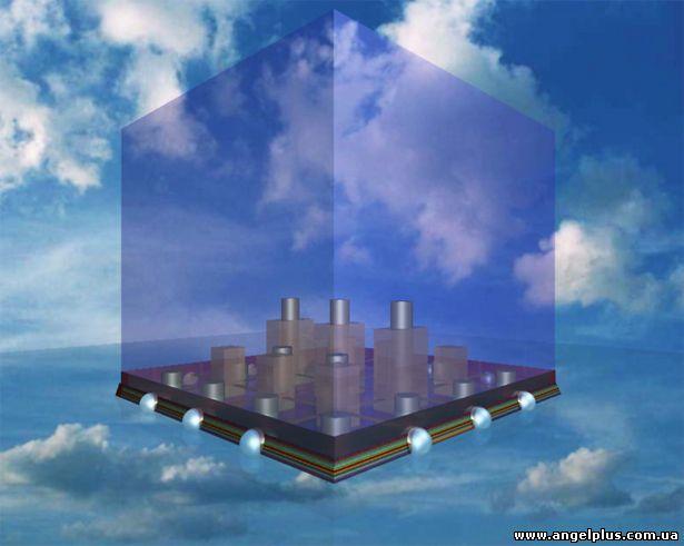 Небесный Иерусалим - Проект Angel Plus Corporation ©